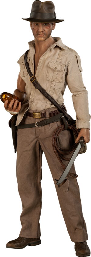 Indiana Jones - Temple of Doom Sixth Scale Figure