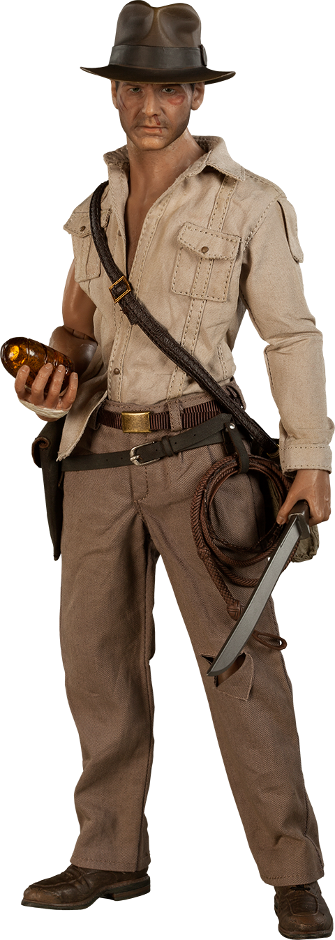 Sideshow Collectibles Indiana Jones - Temple of Doom Sixth Scale Figure