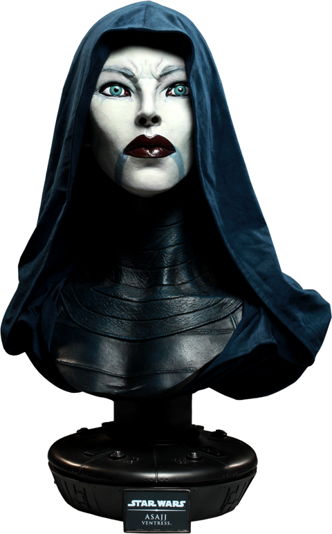 Sideshow Collectibles Asajj Ventress Life-Size Bust