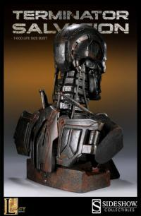Gallery Image of T:600 Life-Size Bust