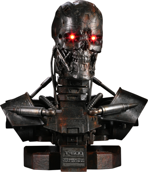Sideshow Collectibles T:600 Life-Size Bust