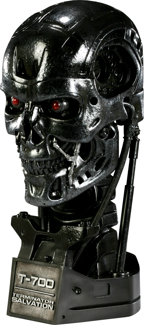 Sideshow Collectibles T-700 Life-Size Bust