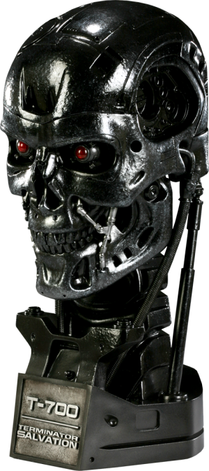 T-700 Life-Size Bust
