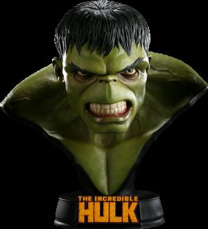 Hulk Life-Size Bust