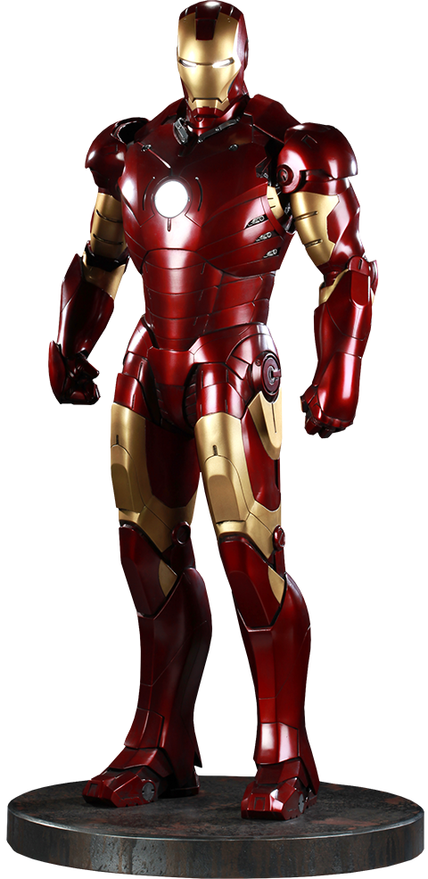 Sideshow Collectibles Iron Man Mark III Legendary Scale™ Figure