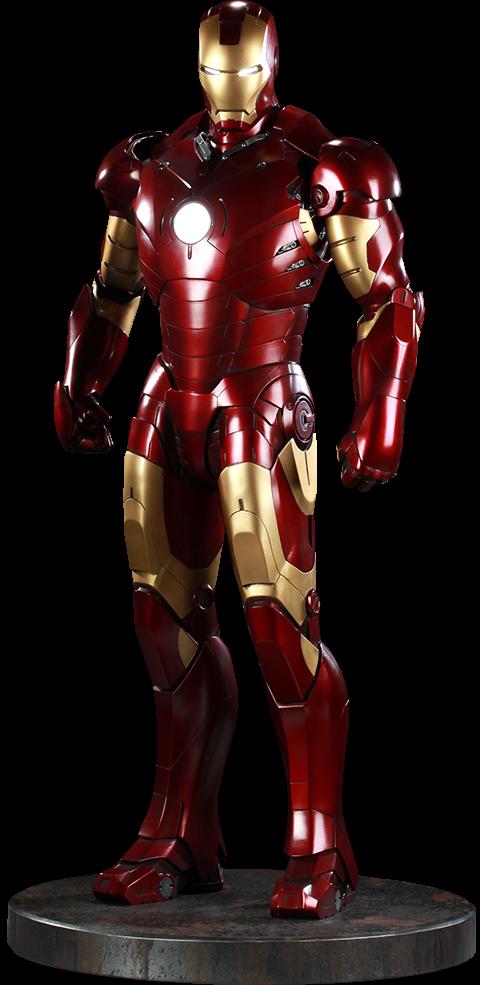 Sideshow Collectibles Iron Man Mark III Legendary Scale Figure
