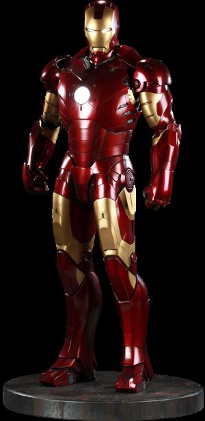 Iron Man Mark III Legendary Scale Figure
