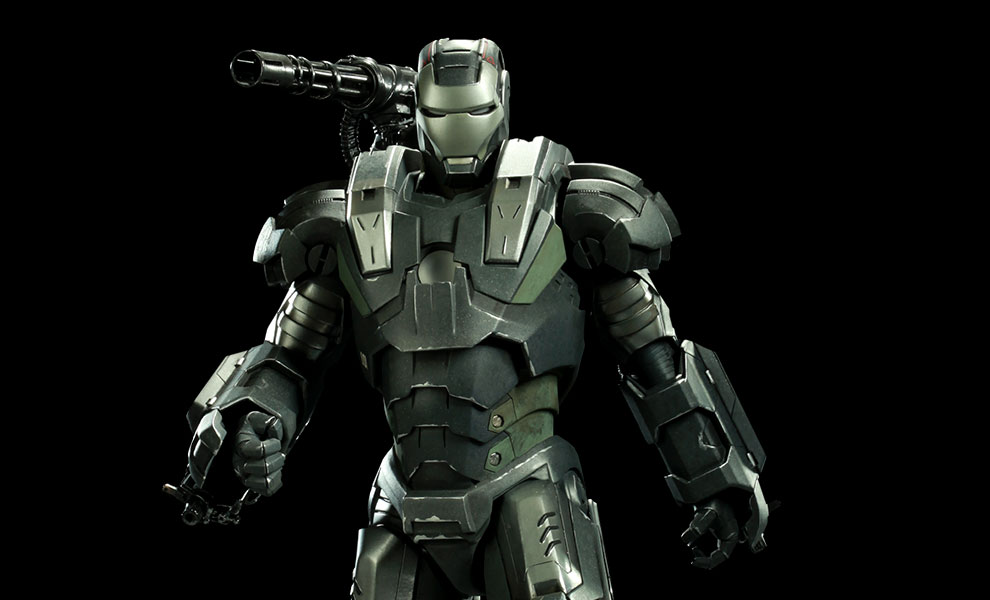 Gallery Feature Image of War Machine Maquette - Click to open image gallery