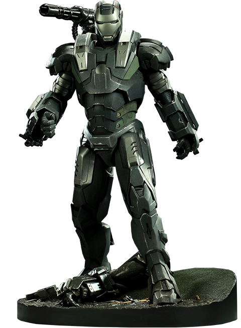 Sideshow Collectibles War Machine Maquette