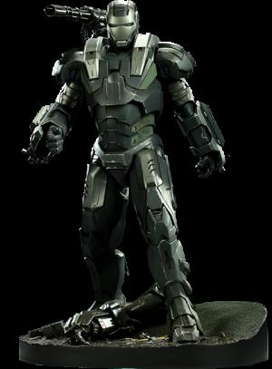 War Machine Maquette