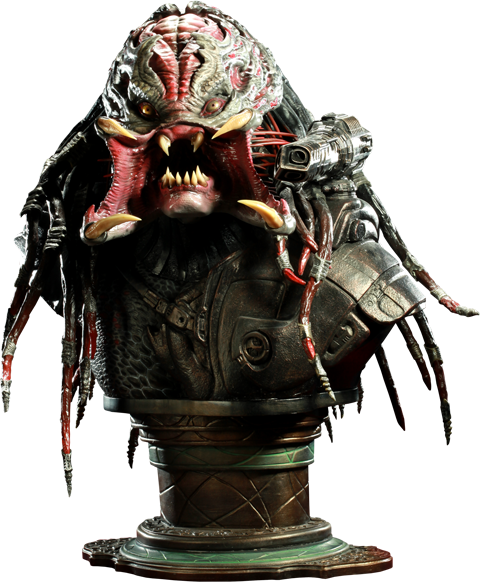 Sideshow Collectibles The Berserker Predator Life-Size Bust
