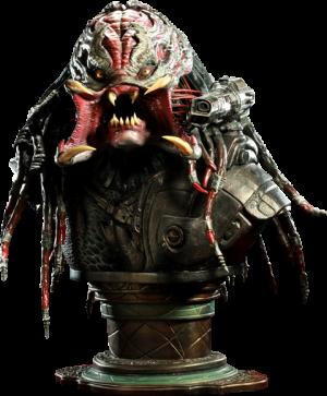 The Berserker Predator Life-Size Bust