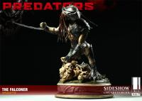 Gallery Image of The Falconer Maquette