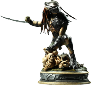 The Falconer Maquette