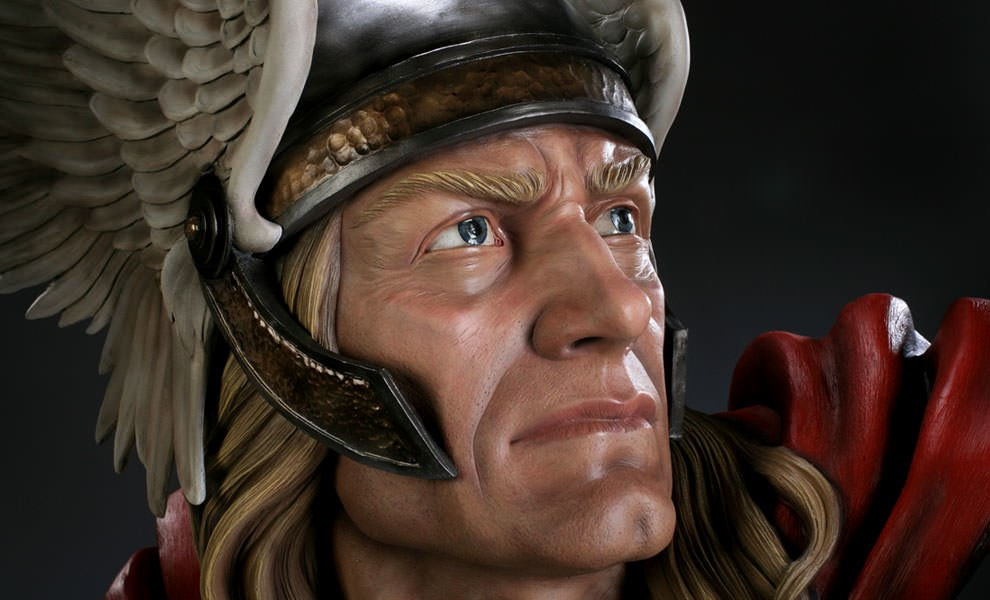 Gallery Feature Image of Thor Life-Size Bust - Click to open image gallery