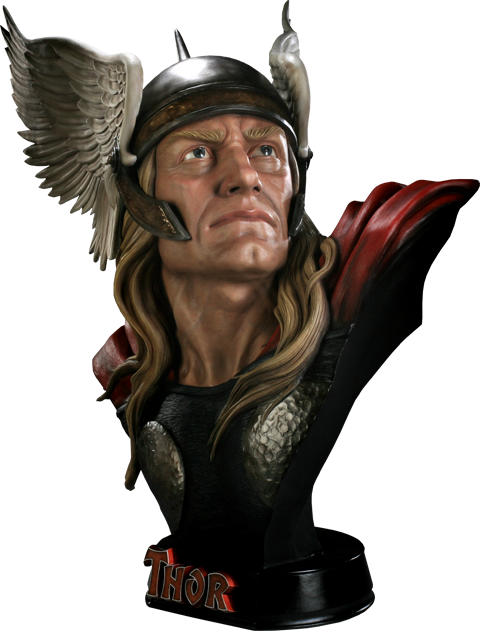Sideshow Collectibles Thor Life-Size Bust