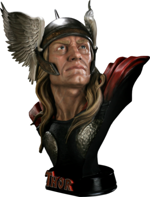 Thor Life-Size Bust