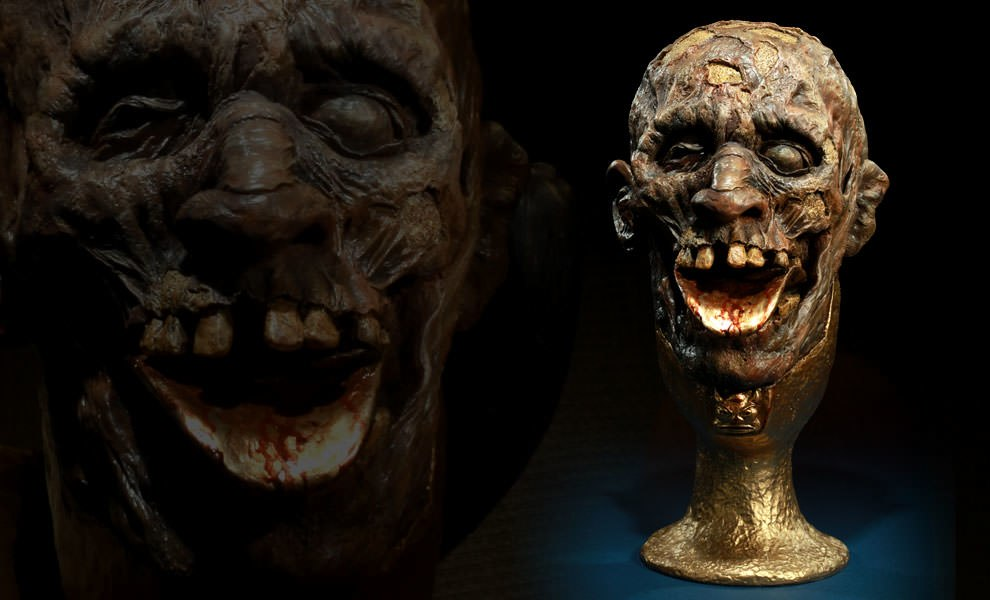Gallery Feature Image of Chalice of Kali Prop Replica - Click to open image gallery