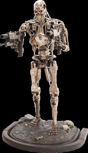 T-800 Endoskeleton Life-Size Figure