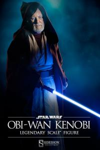 Gallery Image of Obi-Wan Kenobi Legendary Scale™ Figure