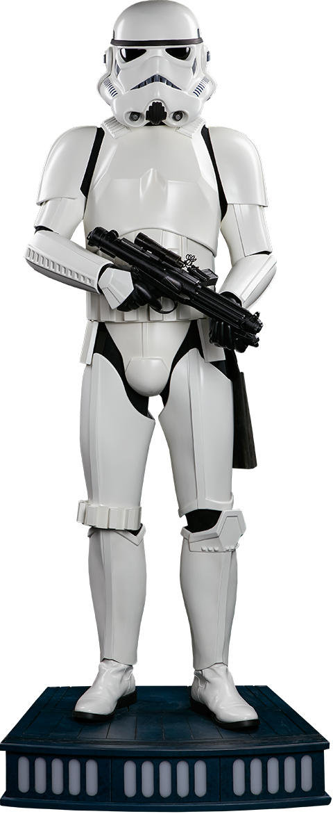 Sideshow Collectibles Stormtrooper Life-Size Figure