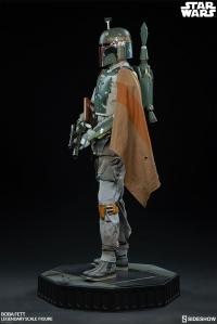 Gallery Image of Boba Fett Legendary Scale™ Figure