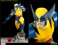 Gallery Image of Wolverine Legendary Scale™ Figure