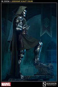 Gallery Image of Doctor Doom Legendary Scale™ Figure