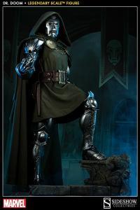 Gallery Image of Doctor Doom Legendary Scale™ Figure