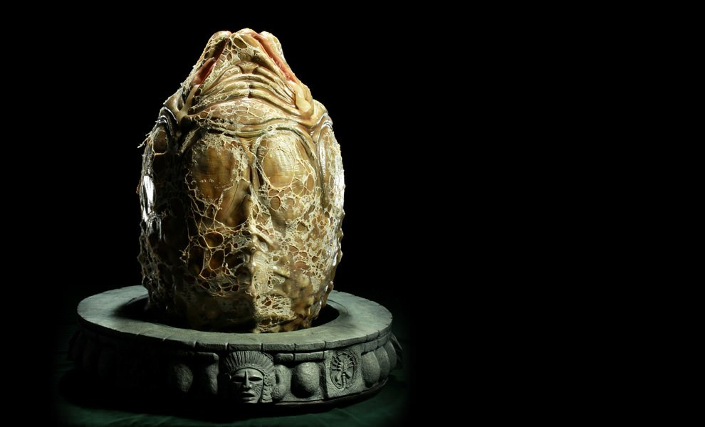 Gallery Feature Image of Alien Egg Prop Replica - Click to open image gallery