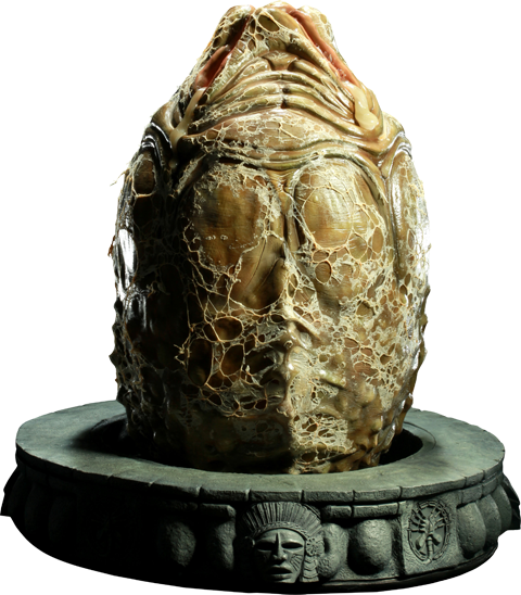 Sideshow Collectibles Alien Egg Prop Replica
