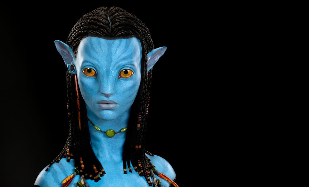 Gallery Feature Image of Neytiri Bust - Click to open image gallery