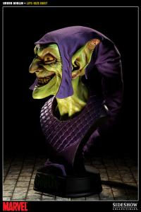 Gallery Image of Green Goblin Life-Size Bust