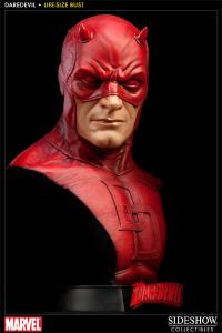 Gallery Image of Daredevil Life-Size Bust