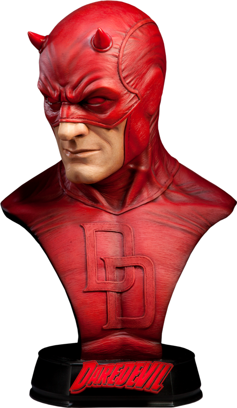 Sideshow Collectibles Daredevil Life-Size Bust