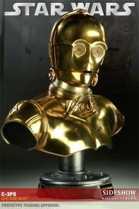 Gallery Image of C-3PO Life-Size Bust