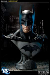 Gallery Image of Batman Life-Size Bust