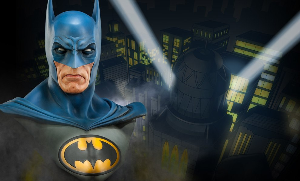 Gallery Feature Image of Batman: Modern Age Life-Size Bust - Click to open image gallery