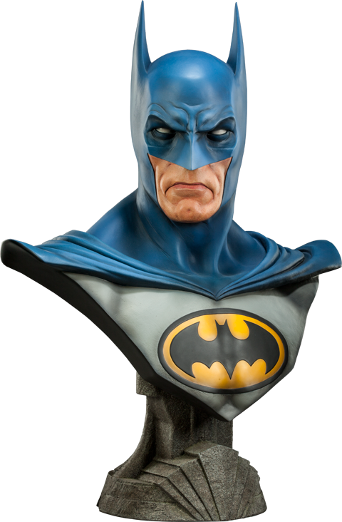 Sideshow Collectibles Batman: Modern Age Life-Size Bust