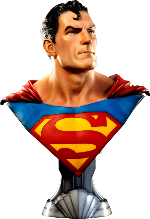 Sideshow Collectibles Superman Life-Size Bust