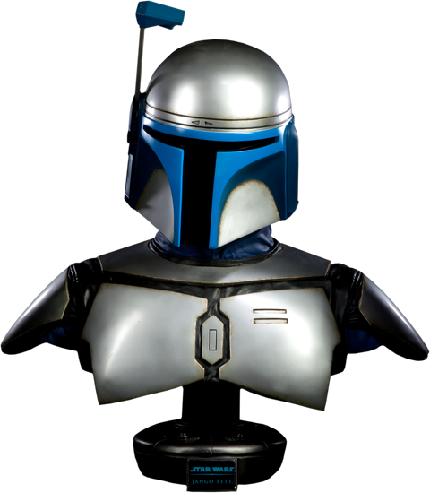 Sideshow Collectibles Jango Fett Life-Size Bust