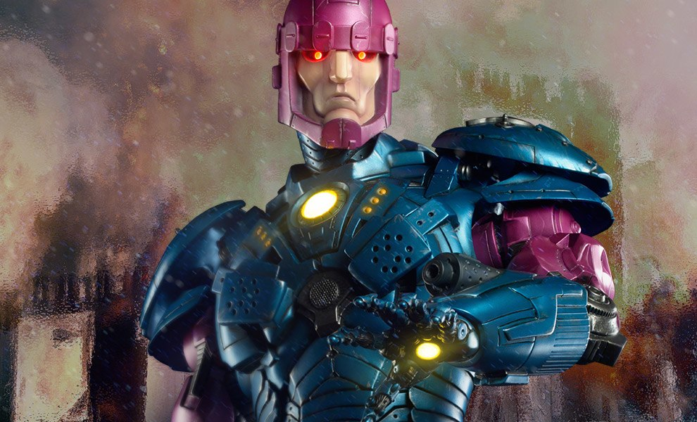 Gallery Feature Image of Sentinel Maquette - Click to open image gallery