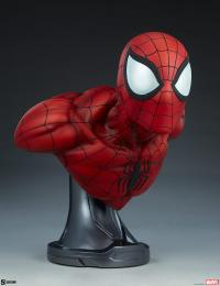 Gallery Image of Spider-Man Life-Size Bust