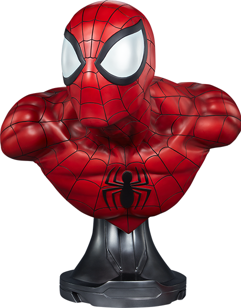 Sideshow Collectibles Spider-Man Life-Size Bust
