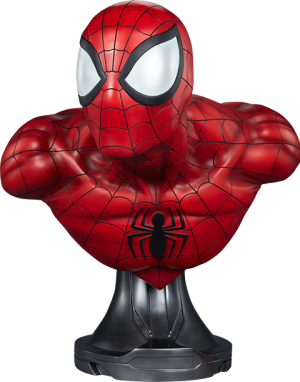 Spider-Man Life-Size Bust