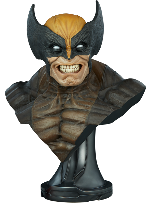 Sideshow Collectibles Wolverine Life-Size Bust