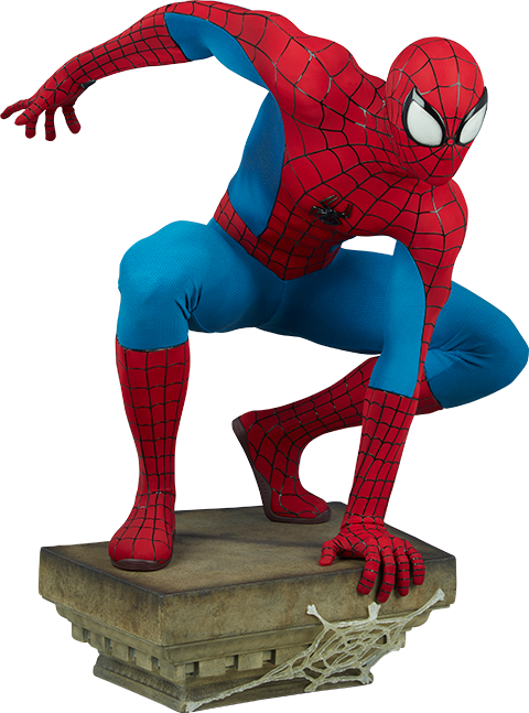Sideshow Collectibles Spider-Man Legendary Scale Figure