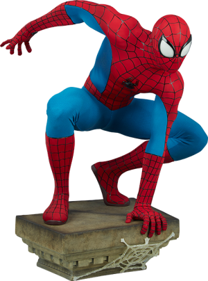 Spider-Man Legendary Scale Figure