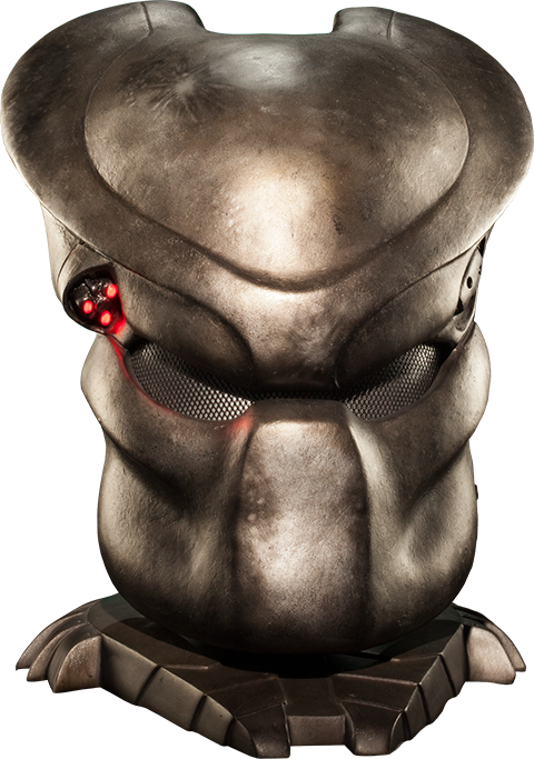 Sideshow Collectibles Predator Mask Prop Replica
