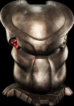 Predator Mask Prop Replica